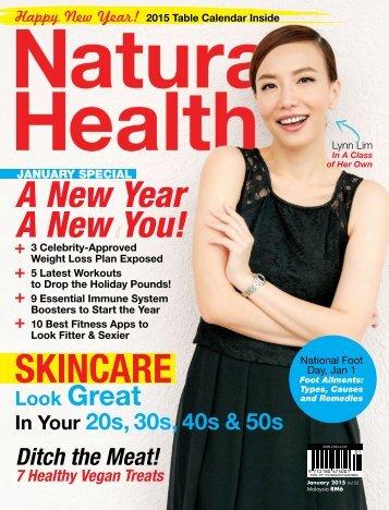 Natural Health Jan 2015