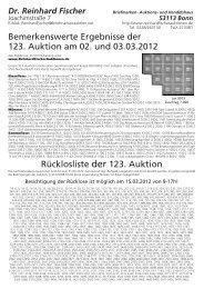 Ruecklos 123 ohne Adresse.vp - Dr. Reinhard Fischer Briefmarken ...