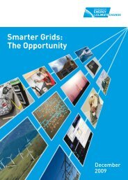Smarter Grids: The Opportunity - Electronics Technology Network