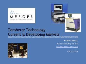 Current markets - Electronics Technology Network