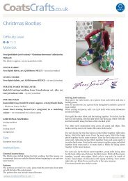 Shoe and sole patterns - FaveQuilts.com