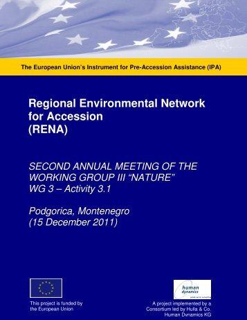 Podgorica Annual Meeting Materials, 15 Dec 2011.pdf - RENA