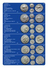 P SATRIENUS AR-Denarius, 3,85 g. Rome, c. 77. Obv.: XI Helmeted ...