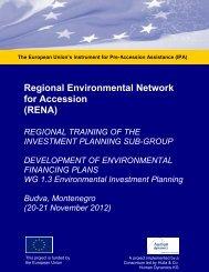 Budva, 20-21 Nov 2012, WS Materials .pdf - Renanetwork.org