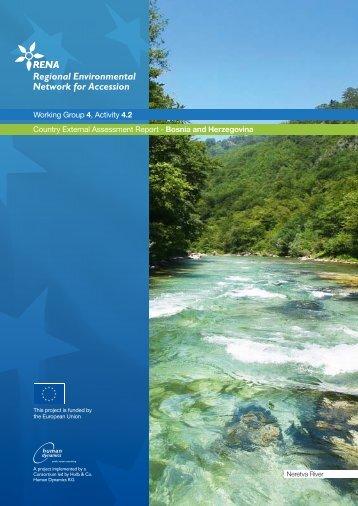 RENA WG4 Assessment BiH Stec MASTER.pdf - Renanetwork.org