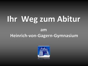 Q - Heinrich-von-Gagern-Gymnasium