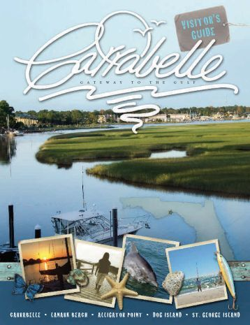 VISITOR'S GUIDE - Carrabelle Area Chamber of Commerce