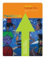YouthLink 2011-2014 Strategic Plan i