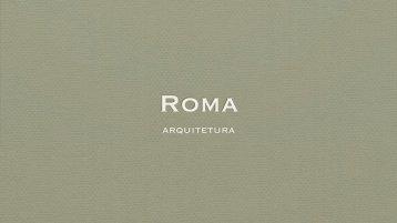 Roma: Arquitetura - Leonel Cunha
