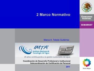 Marco Normativo - Aneas