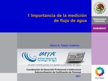 Importancia de la Micromedición - Aneas