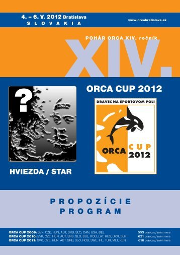 ORCA CUP 2012