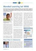 Doppelt innovativ - BEKO Technologies Gmbh - Page 6