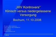 hier (PDF-Datei) - HIV-Kontrovers