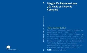 Integración Iberoamericana ¿Es viable un Fondo de ... - eFaber