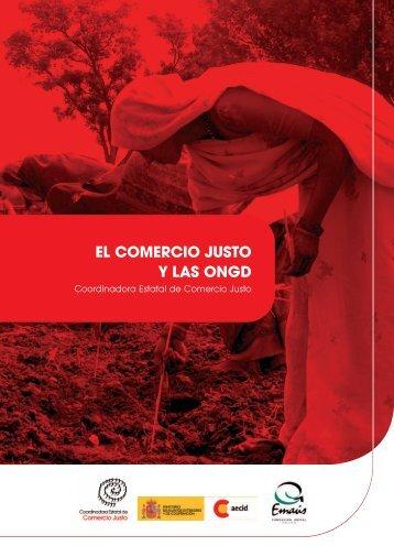 El Comercio Justo y la ONGD. - eFaber