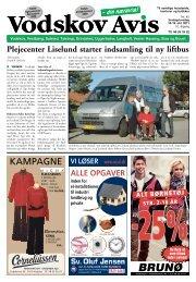 Uge 42 - oktober - vodskovavis.dk
