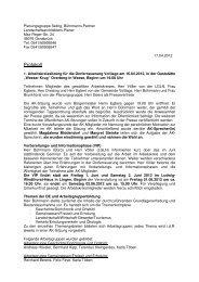 Protokoll - Gemeinde-voltlage.de
