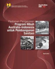 Program Hibah Australia-Indonesia untuk ... - Ditjen Cipta Karya