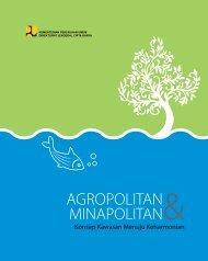 Skema Tata Ruang Kawasan Agro/Minapolitan - Ditjen Cipta Karya