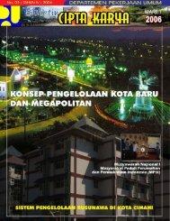 Download - Ditjen Cipta Karya - Departemen Pekerjaan Umum