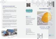 FACHOBERSCHULE Architektur und Bau - Vbs-bremerhaven.de