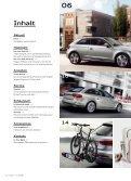 Der neue Audi A3 Außen kompakt, innen auf Oberklasse-Niveau ... - Page 2