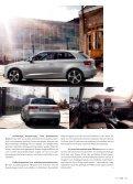 Der neue Audi A3 Außen kompakt, innen auf Oberklasse-Niveau ... - Page 7