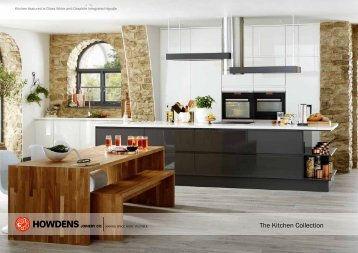 umanufactured - Howdens Joinery