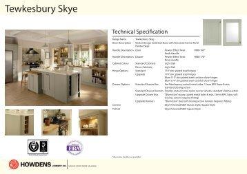 Tewkesbury Skye