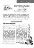 Februar 2009 Monatsspruch Februar: - posaunenchor ... - Seite 5
