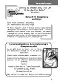 Oktober 2009 Monatsspruch Oktober: - posaunenchor ... - Seite 5
