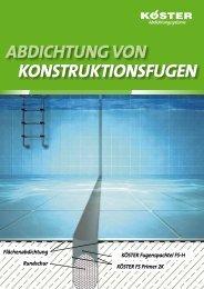 Download - Köster Bauchemie AG
