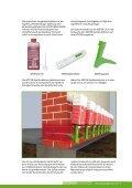 Horizontalsperren gegen aufsteigende Feuchtigkeit im Mauerwerk - Seite 7