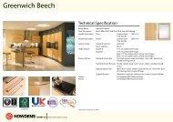 Greenwich Beech