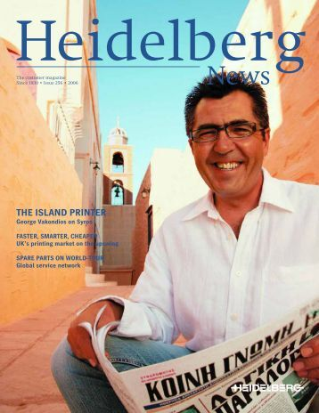 THE ISLAND PRINTER - Heidelberg News