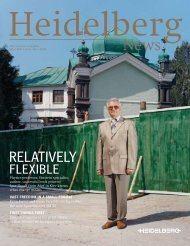 Heidelberg News Issue 266