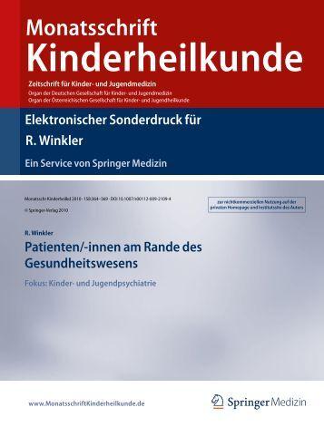 R. Winkler