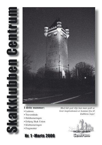 Klubblad nr. 1/2006 - Skakklubben Centrum