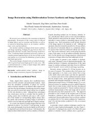 Image Restoration using Multiresolution Texture Synthesis and ...