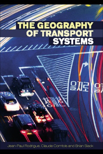 Geography of Transport Systems_1ed