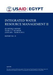 INTEGRATED WATER RESOURCE MANAGEMENT II - LIFE-IWRMII ...