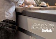 ¿Qué es lo más SieMatic de una ?