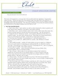 Houseplant Renewal - Chalet Nursery
