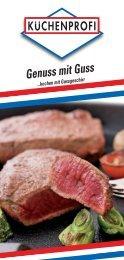 Download Gussflyer als PDF - Küchenprofi