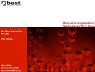 Mai 2011 Seite - best Systeme Gmbh