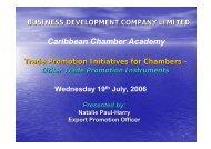 Advisory Services - Eurochambres Academy