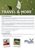 Travel & More Golfreise 2013 Türkei, 13. - Golf & Ski Challenge - Seite 2
