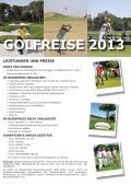 Travel & More Golfreise 2013 Türkei, 13. - Golf & Ski Challenge - Seite 3