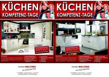 Küchen Kompetenz Tage[ 3.87 MB ] - Küchen Walther